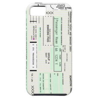 カスタマイズ可能な搭乗券- Iphone 5の場合 iPhone 5 Case