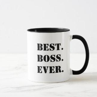 カスタマイズ可能な最も最高のなボス マグカップ