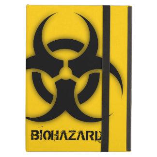 カスタマイズ可能な生物学的災害[有害物質] iPad AIRケース