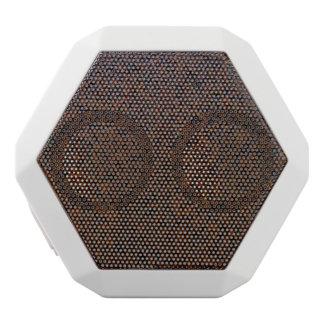 カスタマイズ可能な産業錆の質の基層 ホワイトBluetoothスピーカー