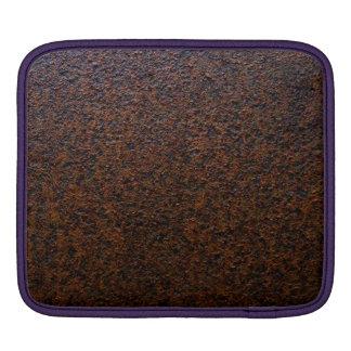 カスタマイズ可能な産業錆の質の基層 iPadスリーブ