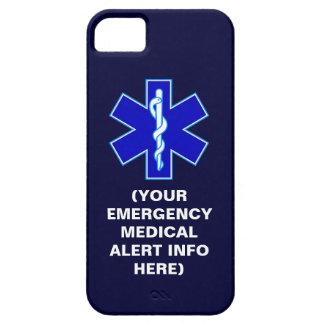 カスタマイズ可能な緊急の医学の注意深いiPhoneのケース iPhone SE/5/5s ケース