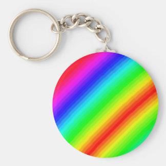 カスタマイズ可能な虹 キーホルダー