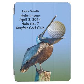 カスタマイズ可能な記念穴1のゴルフ iPad AIR カバー