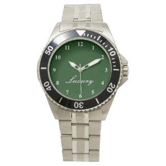 カスタマイズ可能な贅沢な腕時計男性への  腕時計