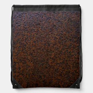 カスタマイズ可能な錆の質の基層 ナップサック