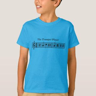 カスタマイズ可能な音楽ワイシャツ Tシャツ
