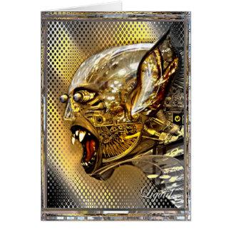 カスタマイズ可能な鬼 カード
