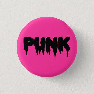 """カスタマイズ可能な""""パンクの""""滴りのフォントボタン 缶バッジ"""