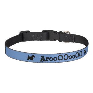 カスタマイズ可能なArooOOoo ペット首輪