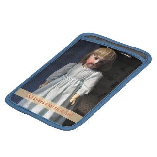 カスタマイズ可能なBeltonの人形のiPad Miniスリーブ- iPad Miniスリーブ