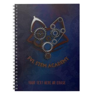 カスタマイズ可能なFVLの茎のノート ノートブック
