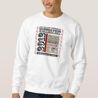 カスタマイズ可能なFVL Winterfestアメリカの2012年 スウェットシャツ