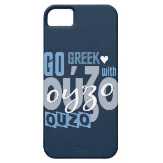カスタマイズ可能なOUZOのiPhone 5の穹窖 iPhone SE/5/5s ケース