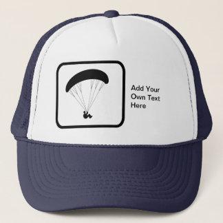 カスタマイズ可能なParagliderのロゴ キャップ