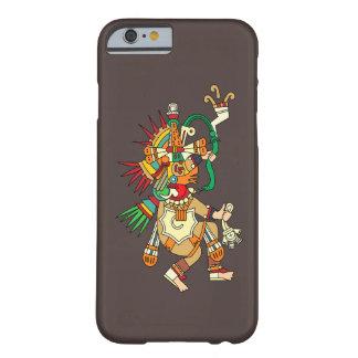 カスタマイズ可能なQuetzalcoatlの踊り- Barely There iPhone 6 ケース