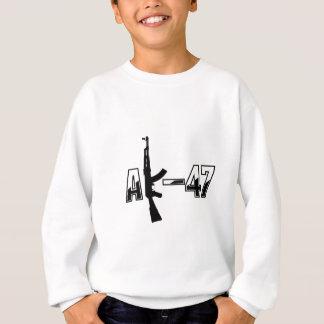 カスタマイズ子供のスエットシャツの縦のテンプレート- スウェットシャツ