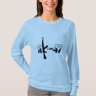 カスタマイズ子供の暗いTシャツの縦のテンプレート- Tシャツ