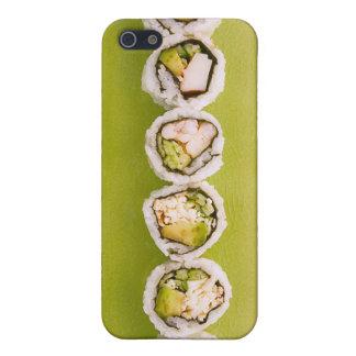 カスタマイズ寿司のテンプレート- iPhone SE/5/5sケース