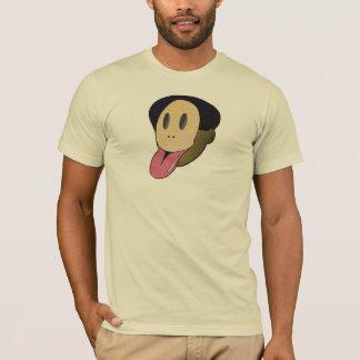 カスタマイズ毛の舌セクション-カスタマイズ- Tシャツ