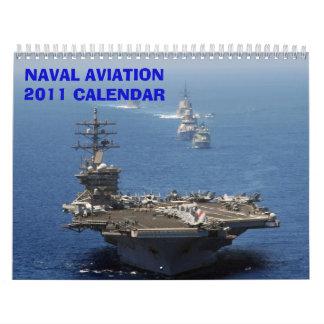 カスタマイズ海軍の航空活動2011年- カレンダー