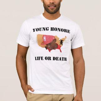 カスタマイズ米国のTシャツ- Tシャツ