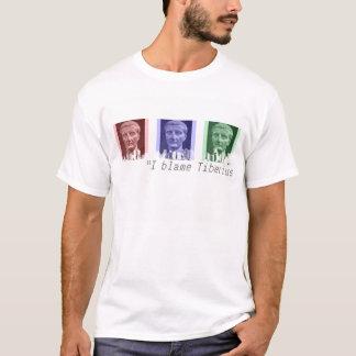 カスタマイズ都市景観RBG 2のTシャツ- Tシャツ