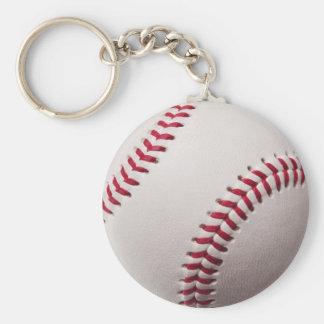 カスタマイズ野球- ベーシック丸型缶キーホルダー