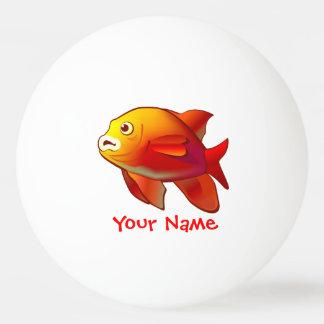 カスタマイズGaribaldiのDamselfishの漫画 卓球 玉