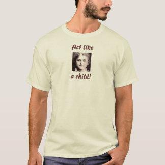カスタマイズSt.テレーズ- Tシャツ