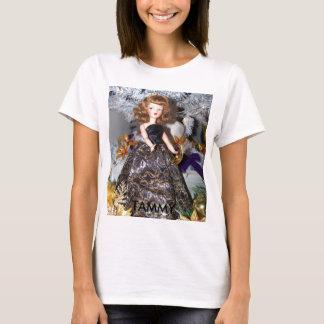 カスタマイズTammyの人形- Tシャツ