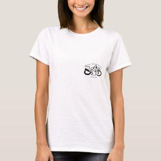 カスタマイズTss Tワイシャツ女性- Tシャツ