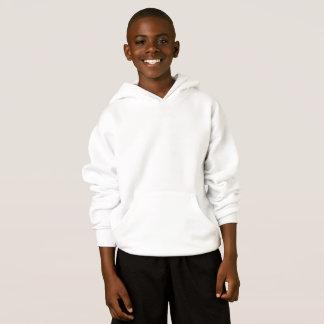 カスタマイズXLはフード付きスウェットシャツをからかいます