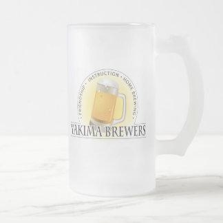 カスタマイズYakimaの醸造業者のビールのジョッキ- フロストグラスビールジョッキ
