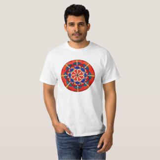 カスタムでユニセックスな予算のTシャツ Tシャツ