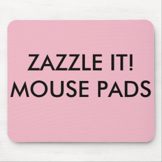 カスタムで名前入りなマウスパッドのブランクのテンプレート マウスパッド