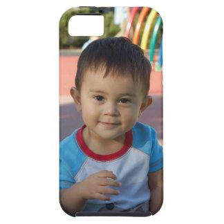 カスタムで名前入りな写真 iPhone 5 CASE