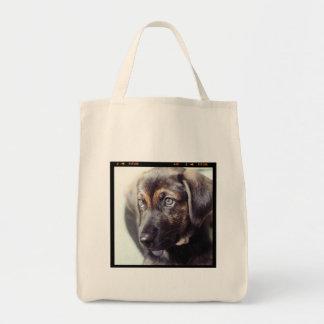 カスタムで名前入りなInstagramの写真のギフト トートバッグ