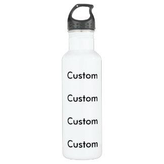 カスタムで白いステンレス鋼24ozの水差し ウォーターボトル
