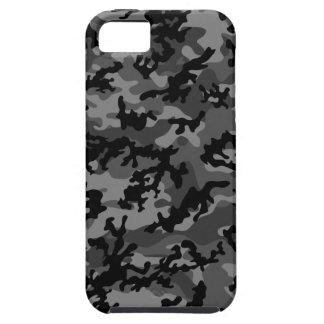 カスタムで黒い迷彩柄のiPhone 5の穹窖のVibe iPhone SE/5/5s ケース
