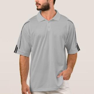 カスタムなアディダスの訓練のTシャツ ポロシャツ