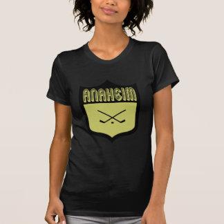 カスタムなアナハイムの盾のロゴ Tシャツ