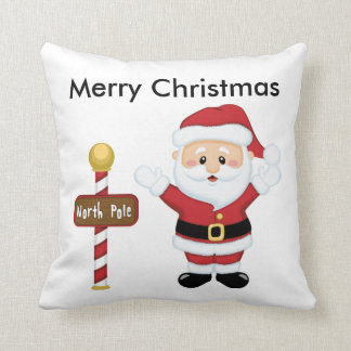 """カスタムなクリスマスの装飾用クッション16"""" x 16"""" クッション"""