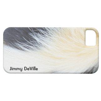 カスタムなスカンクの毛皮の写実的なiPhoneの場合 iPhone SE/5/5s ケース