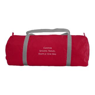 カスタムなスポーツクラブ旅行Duffleの体育館のバッグを作成して下さい ジムバッグ