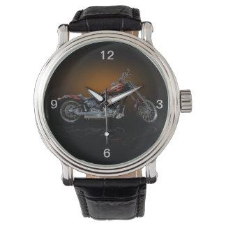 カスタムなバイク 腕時計
