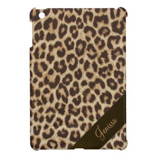 カスタムなヒョウのプリントのiPad Miniケース iPad Miniカバー