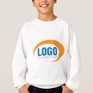 カスタムなビジネスロゴ スウェットシャツ
