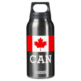カスタムなモノグラムのカナダの旗SIGGの熱のボトル 断熱ウォーターボトル