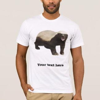 カスタムなラーテルのTシャツ Tシャツ
